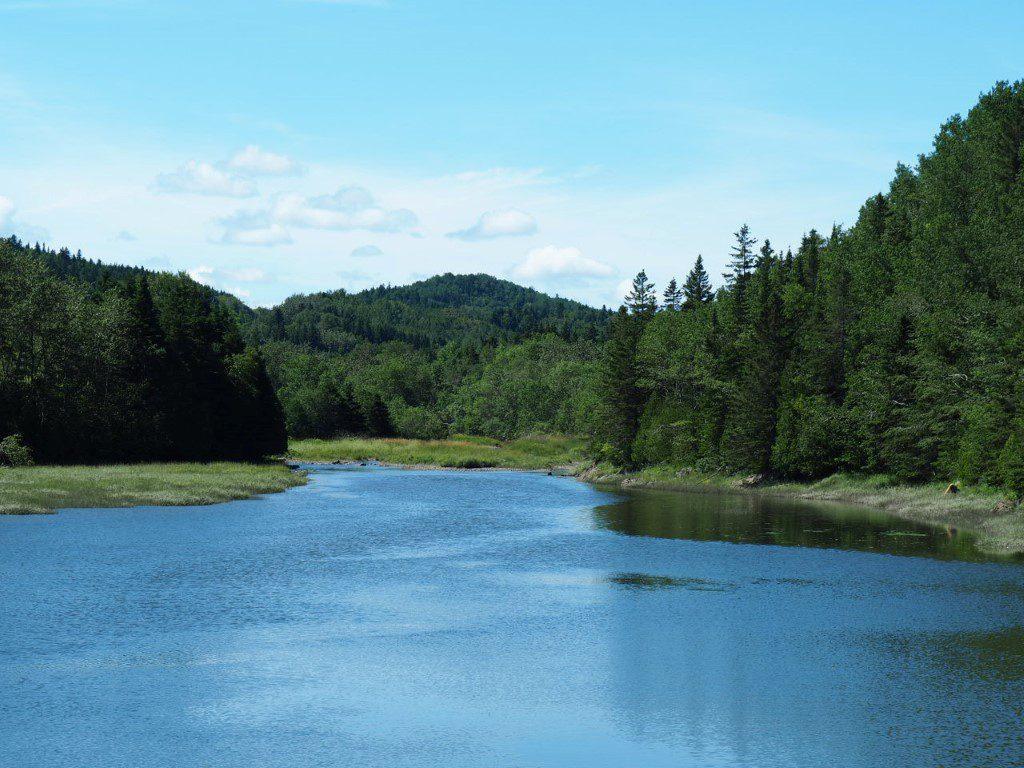 National parc Du Bic